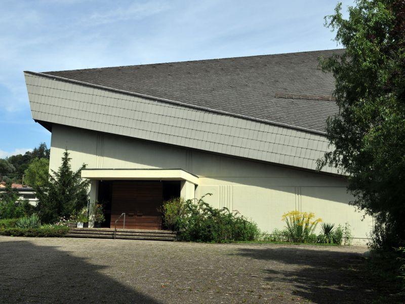 Katholische Kirche St Barbara Gemeinde Gingen An Der Fils