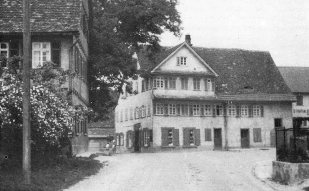 Historischer Rundweg Gemeinde Gingen An Der Fils
