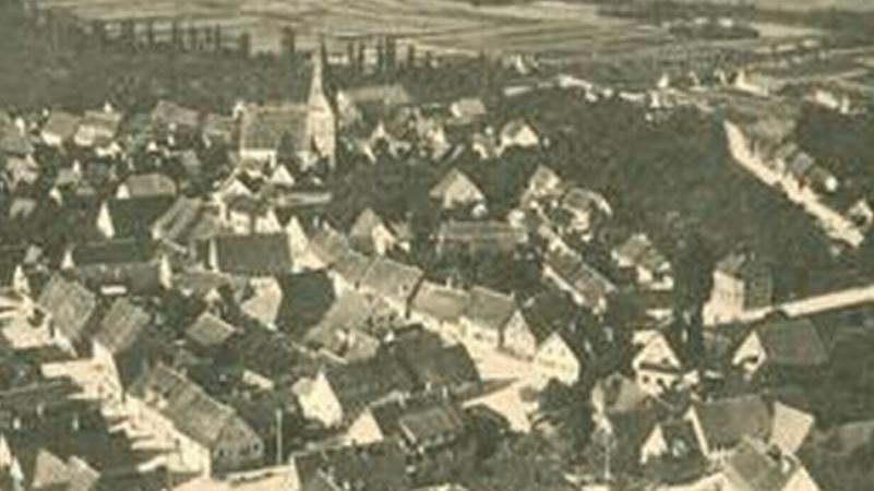 Auf Geschichtstrachtigem Boden Gemeinde Gingen An Der Fils